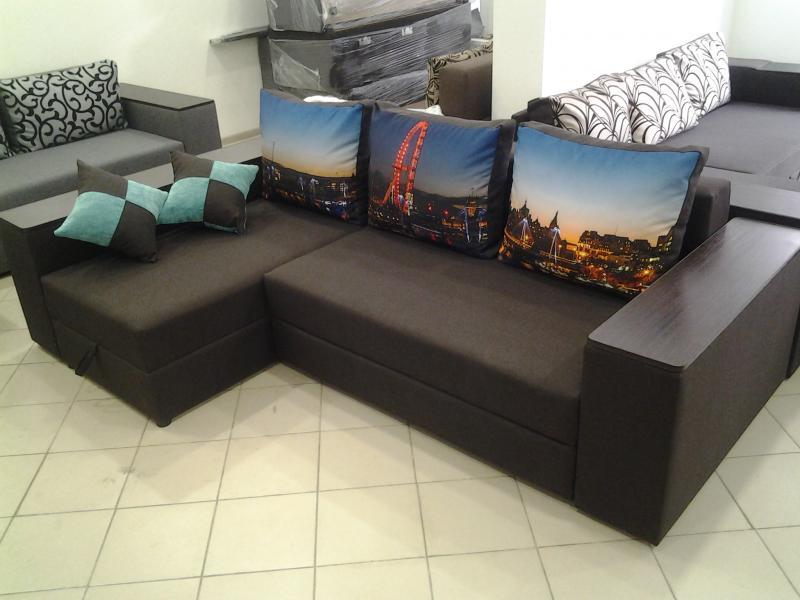 Угловой диван - кровать Детройт 2