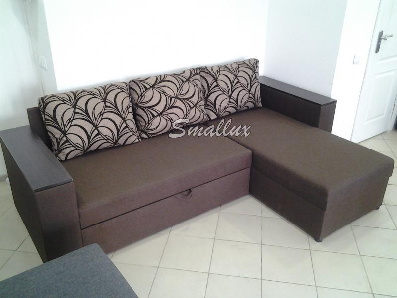 Угловой диван - кровать Дельта