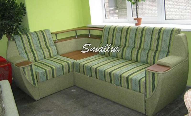 Угловой диван - кровать Зодиак 2