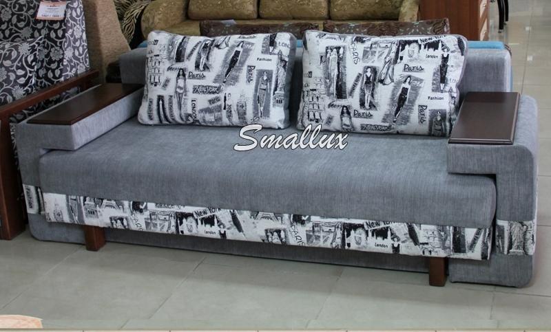 Диван - кровать Ливерпуль (с приставными тумбами)