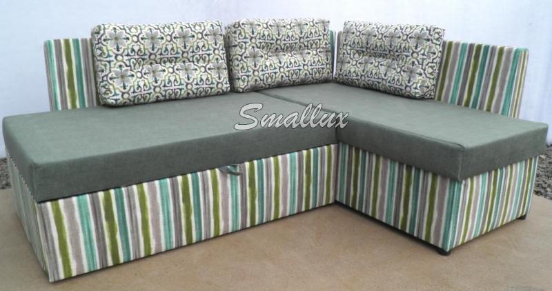 Угловой диван - кровать Саксон 2